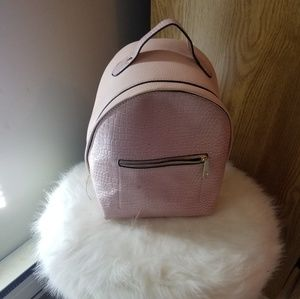 Cute Pink Mini Backpack
